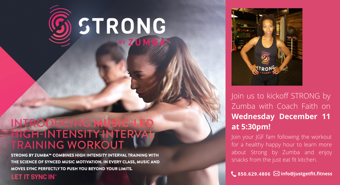 Strong by Zumba Web Slide 2019 1