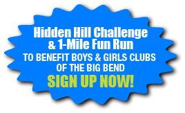 Hidden Hill Challenge & 1-Mile Fun Run